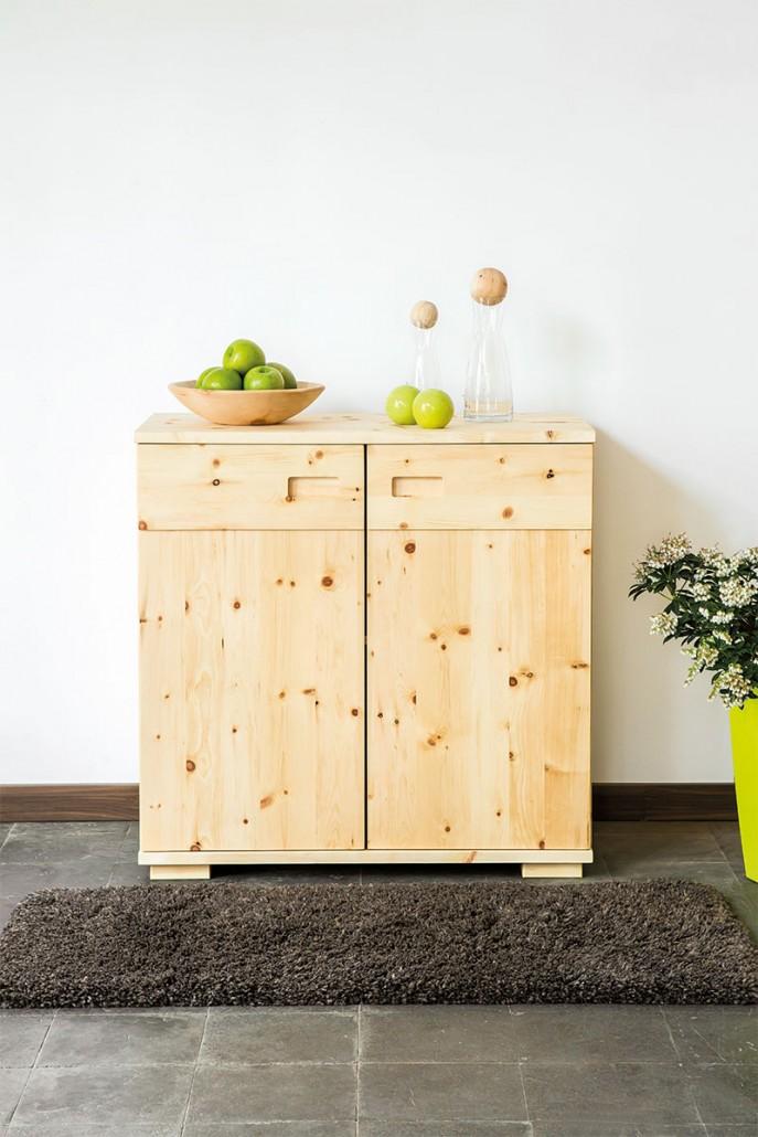 Kommoden die holzartikel manufaktur for Kommode zirbenholz