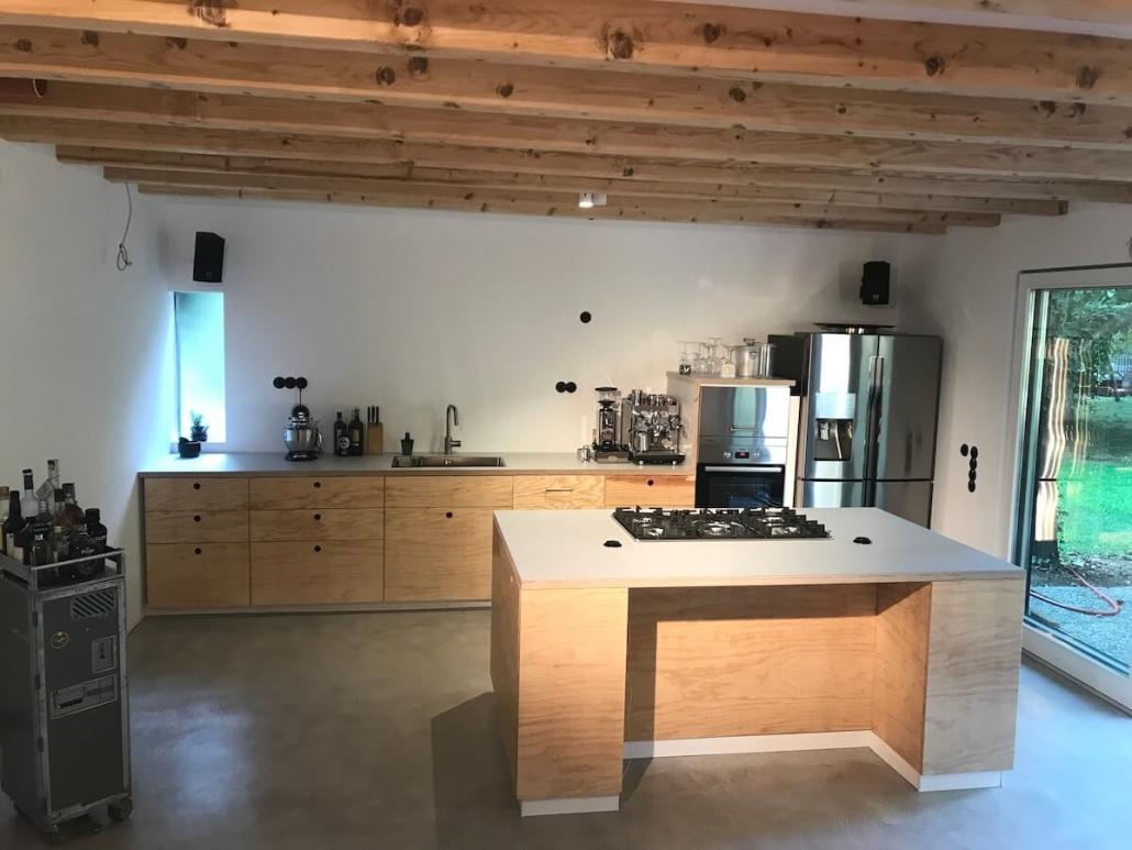 Individualküche – Die Holzartikel Manufaktur